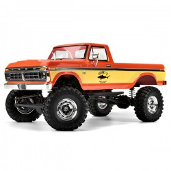 Crawler SCA-1E FORD  f-150 Rouge (empattement 324mm)