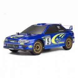 SUBARU WRC 1999 GT24 1/24ème 4x4 RTR  brushless