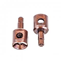Noix de diff avant ou arrière allégée en acier traité dur