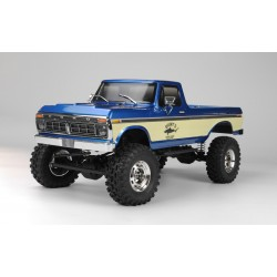 Crawler SCA-1E FORD  f-150 Bleu (empattement 324mm)