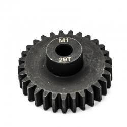 Pignon moteur M1 ø5mm 29 dents en acier