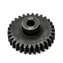 Pignon moteur M1 ø5mm 30 dents en acier