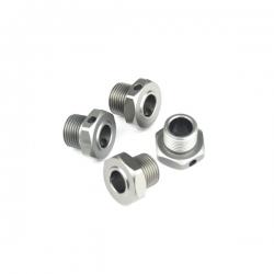 Hexagones de roues Spirit EVO/NXT GP  STR8/RG/EVO/DELUXE  EPX2