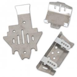 Kit complet de plaque de protection inférieur pour TRX4