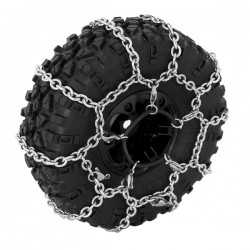 chaine neige pour pneus diam. 120mm TRX4.(1 paire)