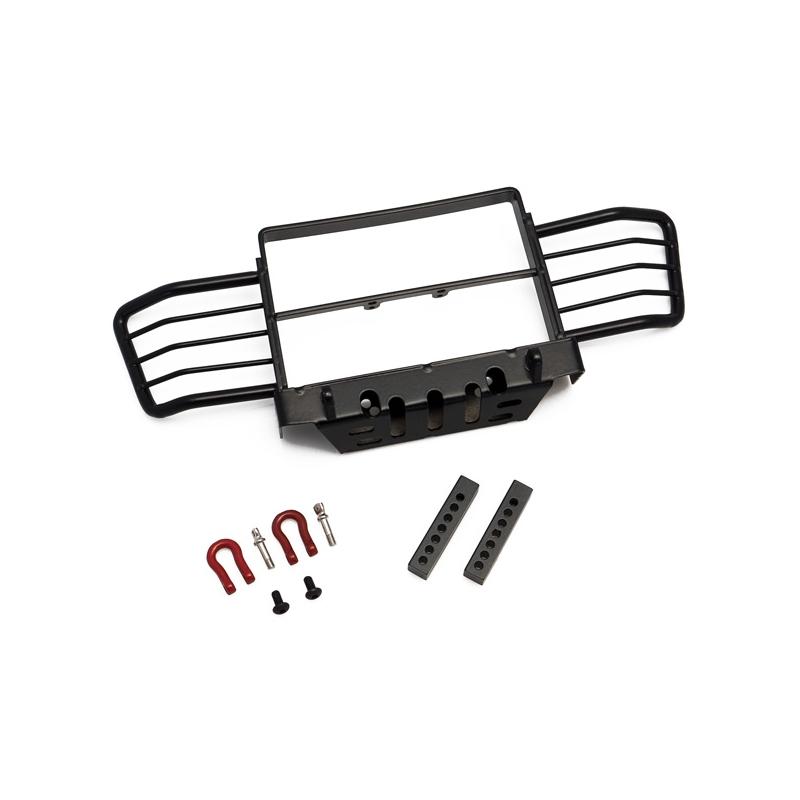 Pare choc acier D90-D110-D130 TRX4 Type A
