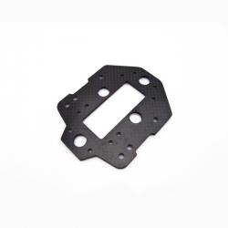 Platine balancier carbone DXF Pemium