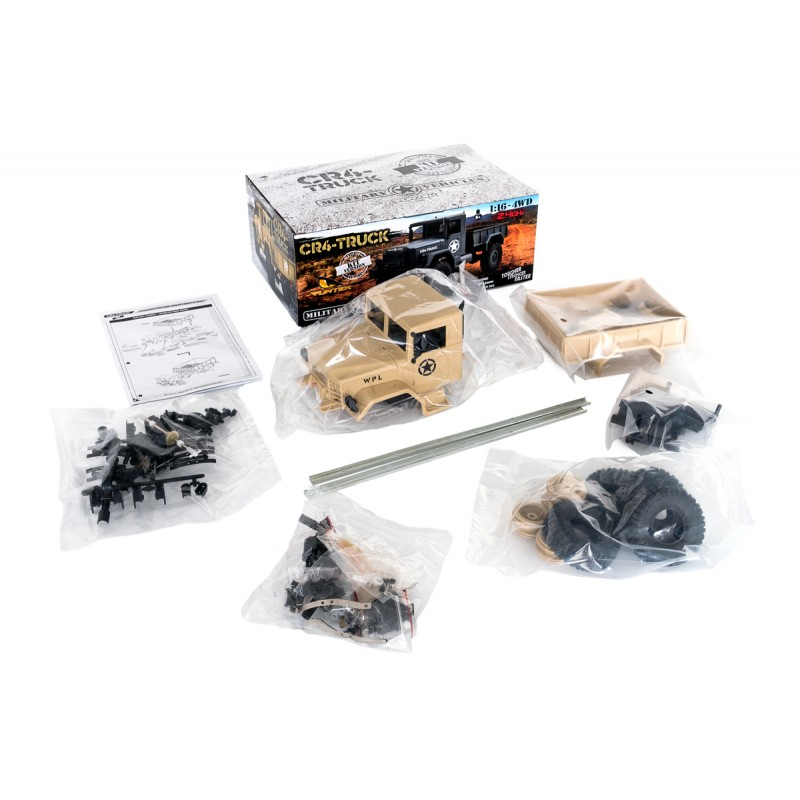 Funtek CR4 sable en kit