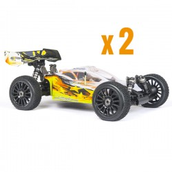 Combo de 2 buggy EPX2