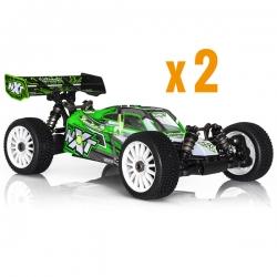 Combo de 2 buggys Spirit NXT EP 2.0