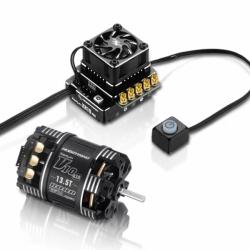 COMBO XR10 PRO BLACK G2 + MOTEUR G3R (13.5T)