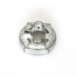 Fixation de moteur en aluminium MT-Twin