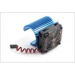 Ventilateur-5010+3665 HEAT SINK (pour moteurs dia 36mm et L60mm)