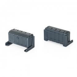 Réservoirs gauche et droite gris pour CR4/CR6