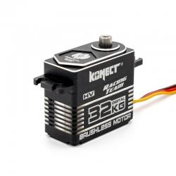 Servo Konect Racing Team HV digital Brushless 32kg-0.07s