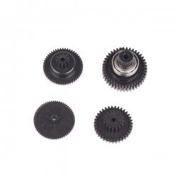 Pignonerie et roulement de remplacement pour servo SC0352
