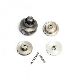 Pignonerie et roulements de remplacement Servo SC1268SG