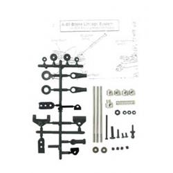 Kit de tringlerie gaz / frein complet UltraGT/LX