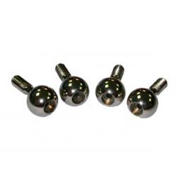 Rotules metal 13.8mm pour train avant sur rotules GTP
