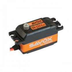 Servo Brushless Low Profil SAVOX  DIGITAL  10kg / 0,076sec. 6V