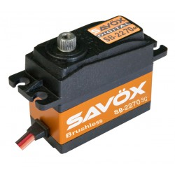 Servo Brushless SAVOX  DIGITAL  32kg / 0,12sec. 7.4V