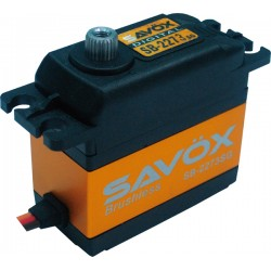 Servo Brushless SAVOX  DIGITAL  28kg / 0,095sec. 7.4V