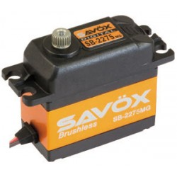 Servo Brushless SAVOX  DIGITAL 9kg / 0,042sec. 7.4V