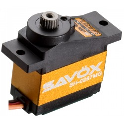 Servo SAVOX MICRO DIGITAL 2.2kg-0.09s pignons metal