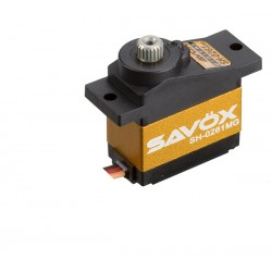 Servo SAVOX MICRO DIGITAL 2.2kg-0.10s pignons metal
