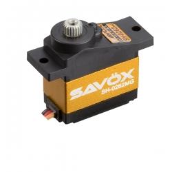 Servo SAVOX MICRO DIGITAL 1.2kg-0.06s pignons metal