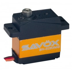 Servo SAVOX MICRO DIGITAL 2.2kg-0.1s pignons metal