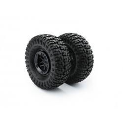 Paire de roues complète SCA-1E