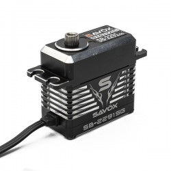 Servo Brushless SAVOX  DIGITAL  18kg / 0,050sec. 7.4V