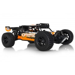 1/8 Desert Buggy Orange Type SL version RTR avec Accu et Chargeur