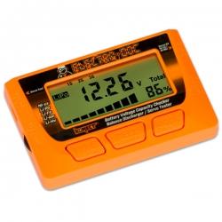 Testeur de batteries +equilibreur+ testeur servo