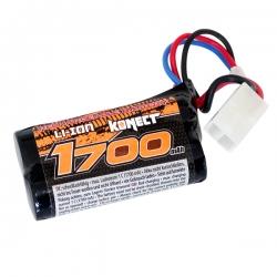 Batterie Konect li-ion 7.4V 1700 mA 15C