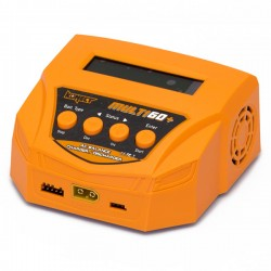 Chargeur AC / DC 60W Multi-Fonctions charge / decharge equilibreur