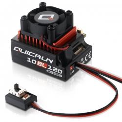 QUICRUN COMBO - 10BL60-SENSORED + G2 10.5T MOTOR