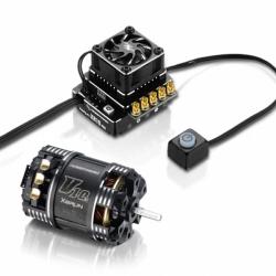 COMBO XR10 PRO BLACK G2 + MOTEUR G3 (8.5T)