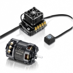 COMBO XR10 PRO BLACK G2 + MOTEUR G3 (10.5T)
