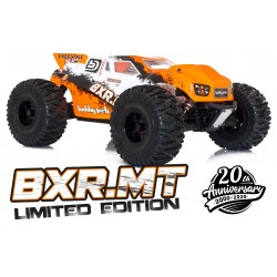 BXR MT limited version incl. battery...
