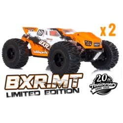 Combo de 2 monster BXR MT limited Edition version RTR