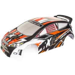Carrosserie RX12 Orange