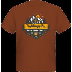 T-Shirt Hobbytech terra 20th Homme
