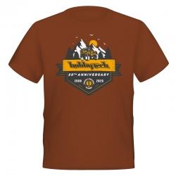 T-Shirt Hobbytech terra 20th Femme