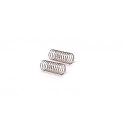 Ressort SOFT pour amortisseurs Aluminium GT24B (x2)