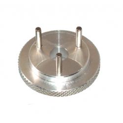 Palier de differentiels centraux en aluminium usine CNC X1CR FT