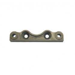 Cale danti-plongee inferieur avant en alu. usine CNC type B X1CR-FT