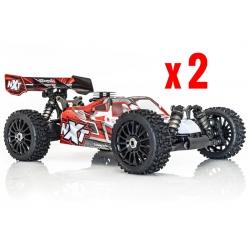Combo de 2 buggys Spirit GP 2.0