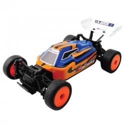 Micro buggy GT24B 1/24ème 4x4 RTR Brushless - BLEU